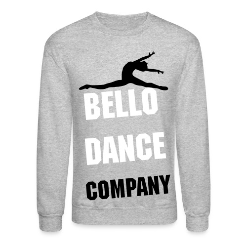 Bello Dance Long Sleeve.  - Crewneck Sweatshirt