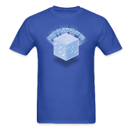 T-Shirts ~ Men's T-Shirt ~ Floating Block of Ice Men's
