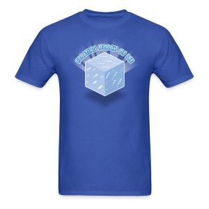 Floating Block of Ice Men's  - Men's T-Shirt