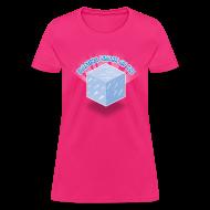 Women's T-Shirts ~ Women's T-Shirt ~ Floating Block of Ice Women's