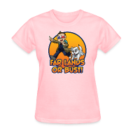 Women's T-Shirts ~ Women's T-Shirt ~ FLoB Cartoon by Sixelona Women's