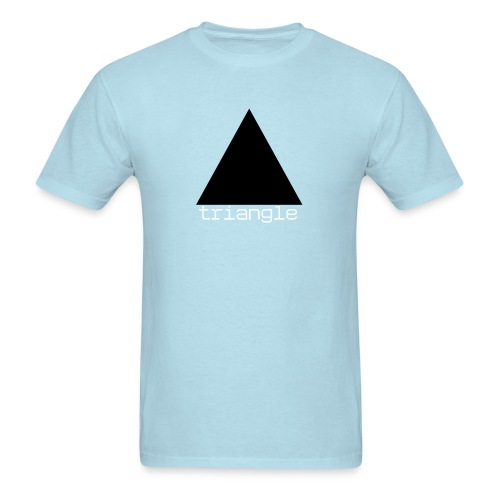 Basic Triangle Tee - Men's T-Shirt