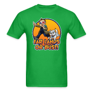 T-Shirts ~ Men's T-Shirt ~ FLoB Cartoon by Sixelona Men's