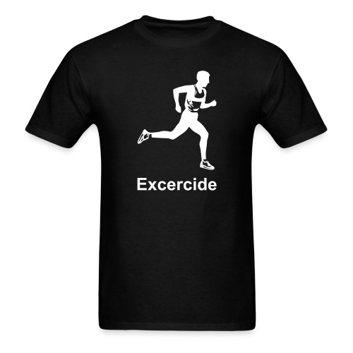 Exercide - Men's T-Shirt