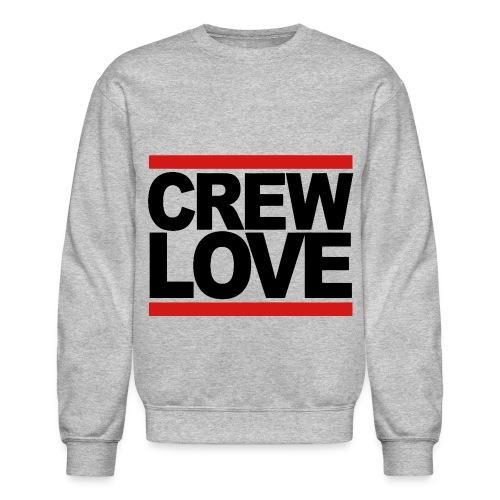 Crew Love Men - Crewneck Sweatshirt