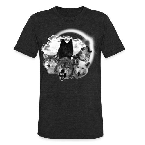 WolfGang Tri Blend Shirt Mens  - Unisex Tri-Blend T-Shirt