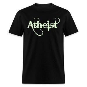Atheist  - Men's T-Shirt