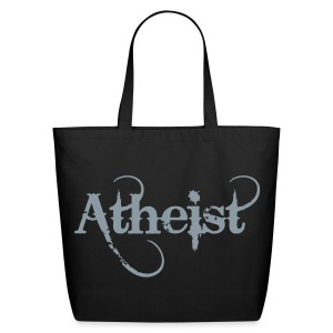 Atheist  - Eco-Friendly Cotton Tote