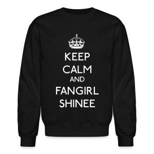 Keep Calm and Fangirl SHINee - Crewneck Sweatshirt