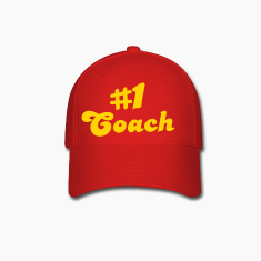 number # 1coach Caps