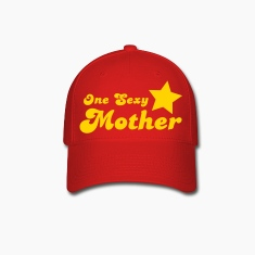 one sexy mother with a star  Caps