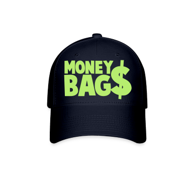 money bags $$$ dollars coin Caps