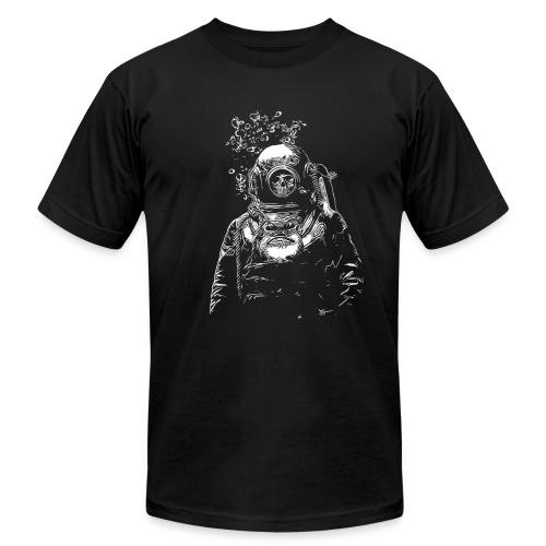 Deep Sea - Men's Fine Jersey T-Shirt