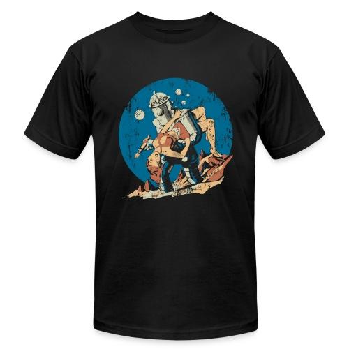Damsel in Distress - Men's Fine Jersey T-Shirt