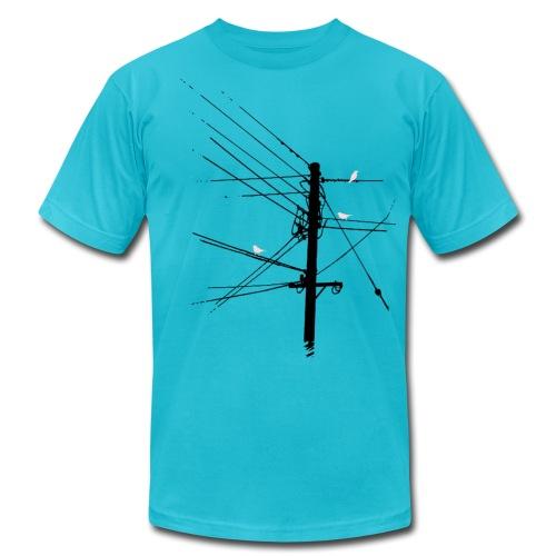 Birdz - Men's Fine Jersey T-Shirt