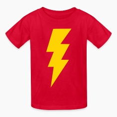 Flash Kids' Shirts