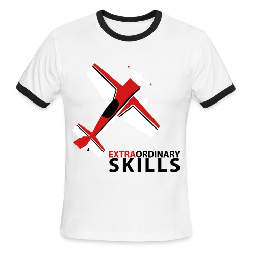 EXTRAordinary skills - Men's Ringer T-Shirt