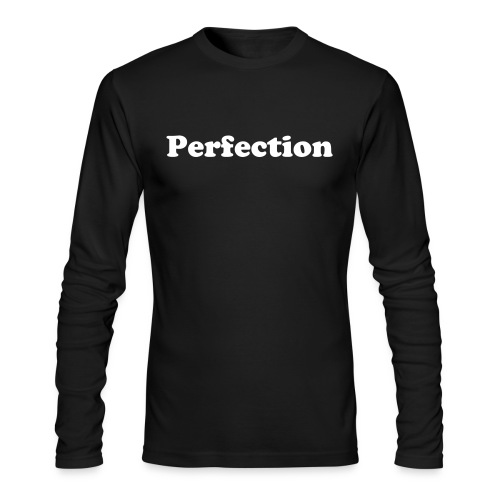Men's Perfection Long Sleeve - Men's Long Sleeve T-Shirt by Next Level