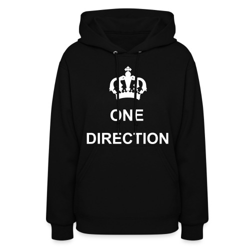 Crown One Direction - Women's Hoodie
