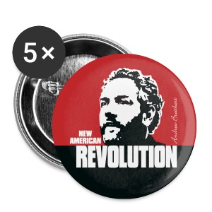 Breitbart - New American Revolution - Button