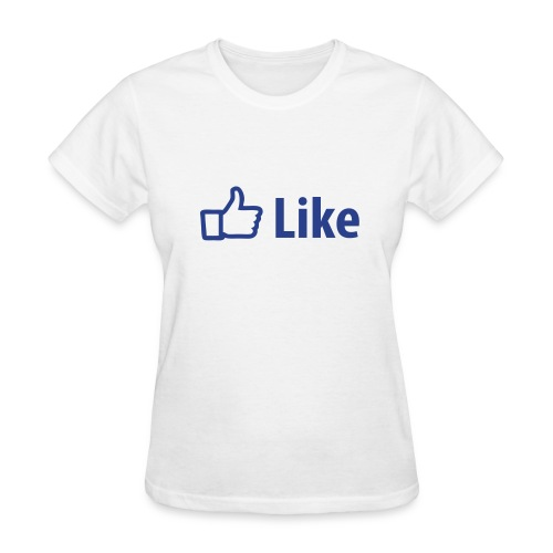 Facebook Like - Womens - Women's T-Shirt