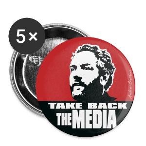 Breitbart - Take Back the Media - Button