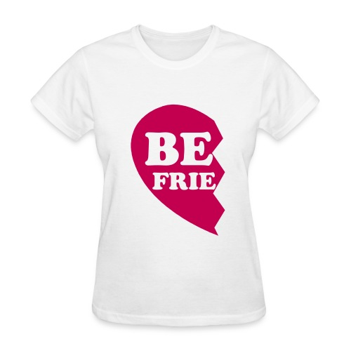 Best Friends - shirt 1of 1 - Women's T-Shirt