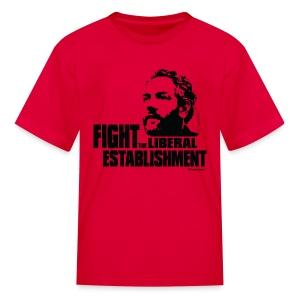Breitbart - Fight the Liberal Establishment - BT