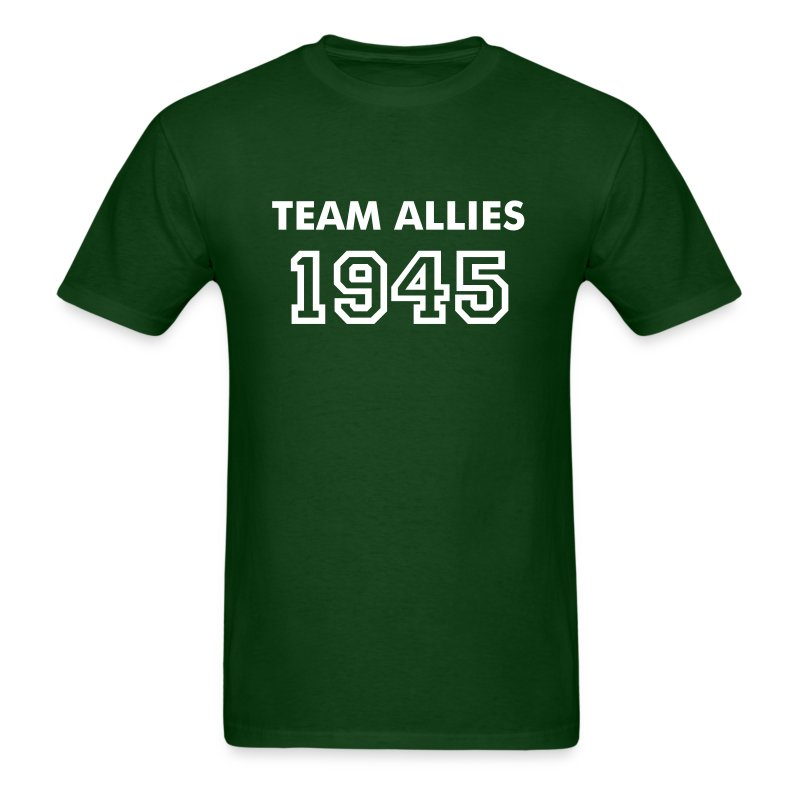 Allies: Team Allies 1945 Tee - Men's T-Shirt