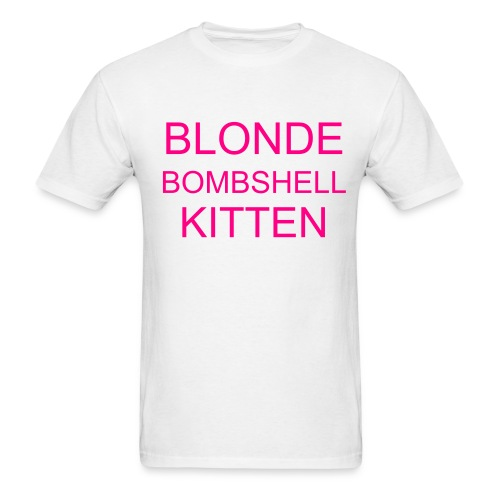 BLONDE - Men's T-Shirt