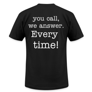 Every time! - Men's T-Shirt by American Apparel