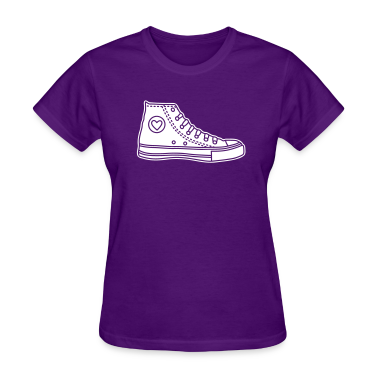 Chucks 4U Women's T-Shirts