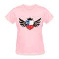 Chile soccer emblem flag T-shirt