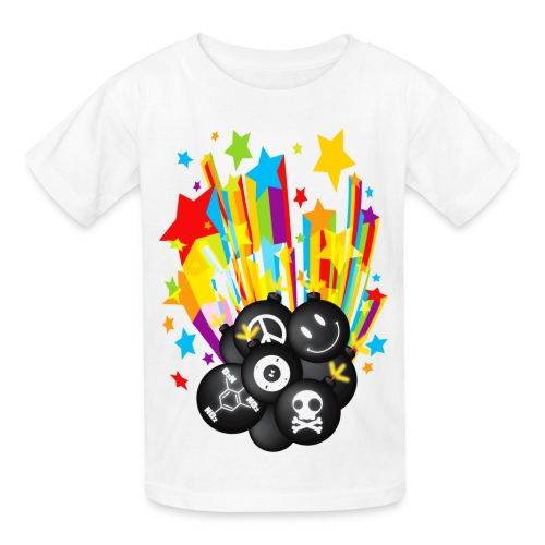 Star Explosion - Kids' T-Shirt