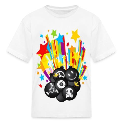 Star Explosion - Kids' T-Shirt
