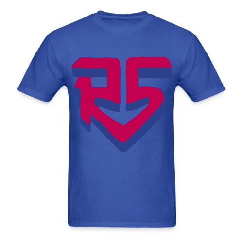R5 Logo - Men's T-Shirt
