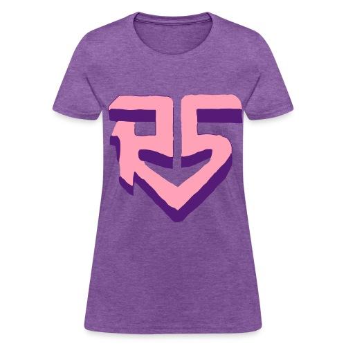 R5 Logo - Women's T-Shirt