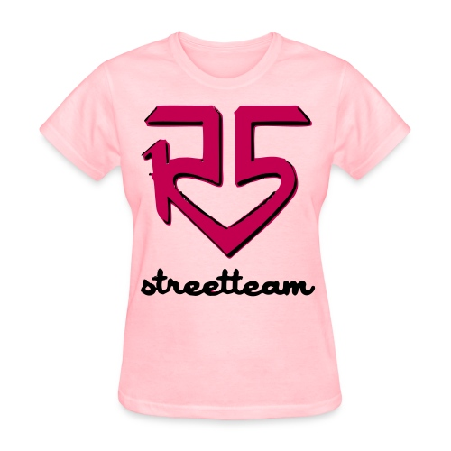 R5 Street Team - Women's T-Shirt
