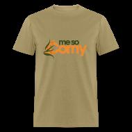 T-Shirts ~ Men's T-Shirt ~ Me so Corny