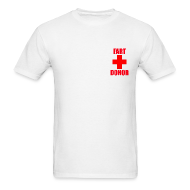 T-Shirts ~ Men's T-Shirt ~ Fart Donor