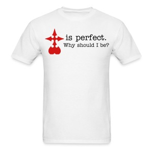 Nobody's Perfect - Men's T-Shirt