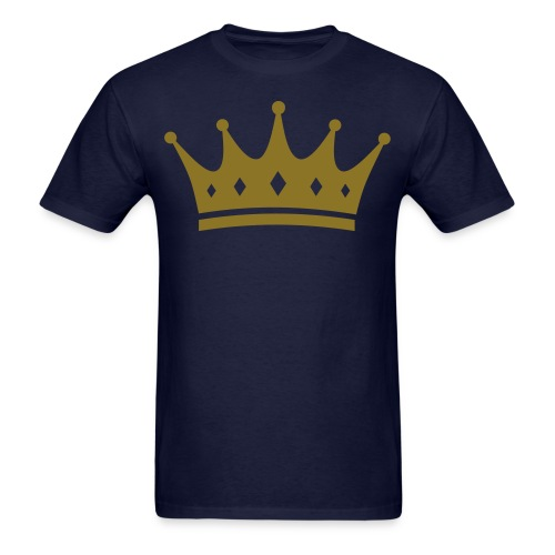 The King Tshirt - Men's T-Shirt