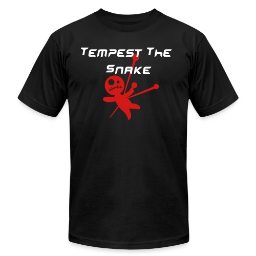 Tempest The Snake Athletic Tee - Men's Fine Jersey T-Shirt