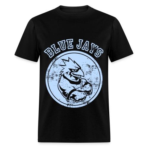 Black Toronto Blue Jays T-Shirt - Men's T-Shirt