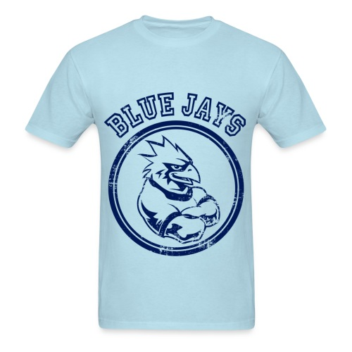 Sky Blue Toronto Blue Jays T-Shirt - Men's T-Shirt