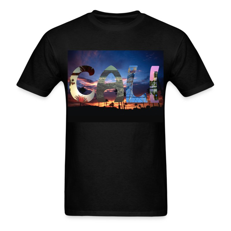 Men's CALI Tee - Men's T-Shirt
