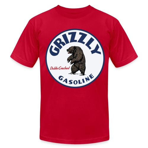 Grizzly Gas - Men's Fine Jersey T-Shirt