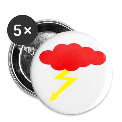 UN.K THUNDER CLOUD GREY - Large Buttons