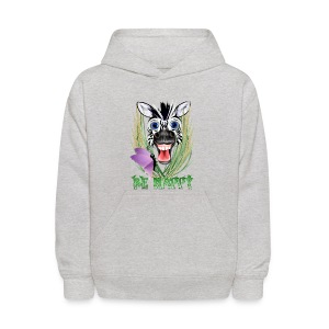 Be Happy - Kids' Hoodie