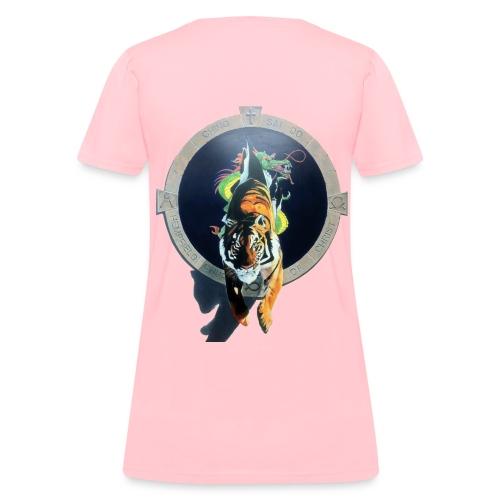 Mural T-shirt (women's) - Women's T-Shirt